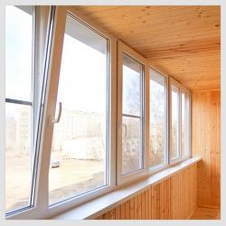 Фото окон от компании Профи окна